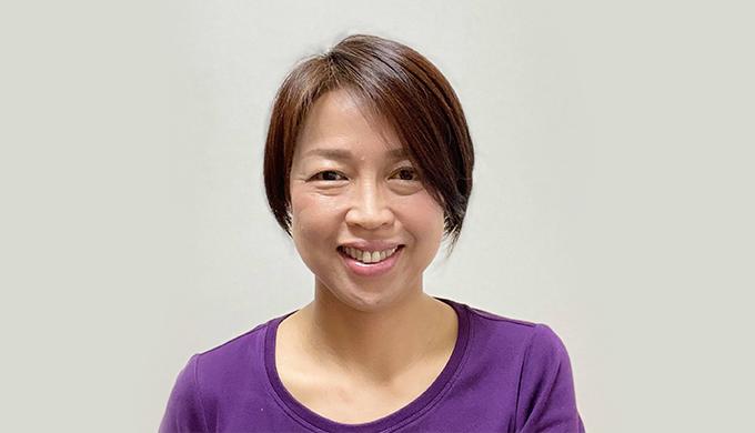 2級トレーナー山崎さん